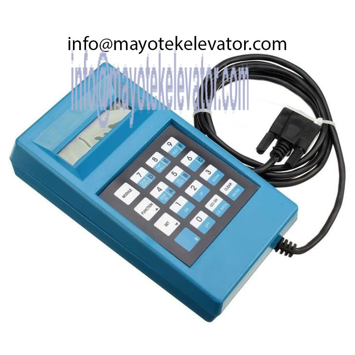 Elevator Blue test tool GAA21750AK3 Blue service tool omnipotent version
